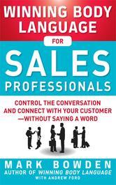 Winning Body Language for sales